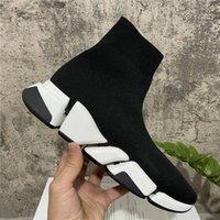 2022 الساخن مصمم عارضة الأحذية الفاخرة النساء الرجال الجلود الدانتيل يصل منصة المتضخم وحصص أحذية رياضية أبيض أسود رباط الحمراء
