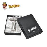 Honeypuff из нержавеющей стали Plipen Press Hyd Comply Silver Compressor Пресс для курения Аксессуары с подарочной коробкой C0310