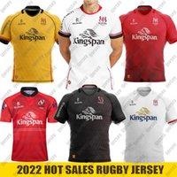 2022 Ulster Dubby Jerseys Casa Away Kukri Shirt Size S-5XL Shirts Maillot De Rugby