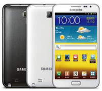 Yenilenmiş Orijinal Samsung Galaxy Not N7000 5.3 inç Çift Çekirdekli 16 GB ROM 8MP 3G WCDMA Unlocked Android Cep Telefonu