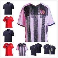 Kosta Rika 2021 Yıldönümü Seti Centenary Jersey 100 Yıl Futbol Formaları 100. 2022 Futbol Gömlek