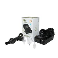 G9 Mini ENAIL V2 KITS DIY eletrônico portátil DNAIL E-cigarro kit de cera vaporizador de cera aquecedor de controle caixa dabber ferramenta 10%