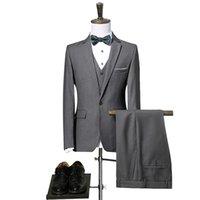 Men's Suits & Blazers (1piece)Fashion Latest Coat Designs Casual Business Suit Men's Blazers Formal Clothes Wedding Party Dress Men Jacket
