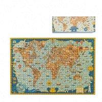 1000 piec paper jigsaw puzzl customize diy toys high quality puzzle cartoon toy adult child brain decomprsion gameJUMW