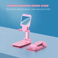 Stand de téléphone portable réglable Portable Portable Stand Support Support Porte-Téléphone mobile Stand pour iPhone iPad