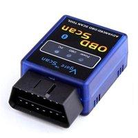 Code Readers & Scan Tools Scanner Mini ELM327 Bluetooth V1.5 OBD2 Car Diagnostic ELM Tool Auto 2 OBDII 327 1.5 V For Android O S5G2