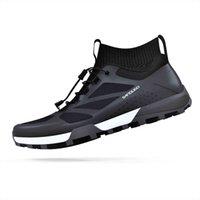 남자를위한 사이클링 신발 MATER BIKE MTB 사이클, 모든 2 볼트 210702와 호환되는 내리막 길이 워킹