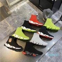 2021 مصمم جورب الأحذية الرياضية الرجال سرعة المدربين الفاخرة النساء الرجال المتدرس مدرب رياضة الجوارب الأحذية منصة الحجم 36-45 #