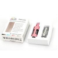 INNOKIN PRISM T18 T18E Zerstäuber 2,5 / 2 ml TOP FILLING AIRFLOW-Steuerungstank für 510 Threadbox MOD DHL Freies Shiping