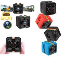 Nuova mini telecamera SQ11 HD 1080p Night Vision Mini Camcorder Azione Telecamera DV Video Voice Recorder Micro fotocamera