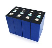 4 PCS 3.2V 271Ah LiFePO4 Battery NEW Date Grade A 3.2 Volt Rechargeable Li Ion Cell Lithium Iron Phosphate Solar Batteries For PV RV EU US TAX FREE