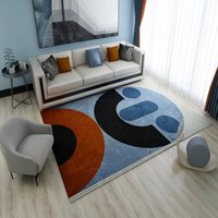Carpets Nordic Style Carpet Modern Simple Pink Rugs For Girl Bedroom Floor Mats Dywan Coffee Table Blanket Kid Climbing Play Mat Tapijt