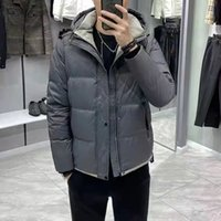 Fashion men's classic casual down jacket outdoor warm winter Unisex couple