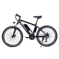 [US EU Direct] Electric Bicycle M103 250W Moped MTB 26 Inch E-Bike Disc Brake 10AH 48V 25KM H Max Speed 70KM Mountain Cycling Bike high