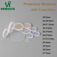 Glass Laser Protection Lens Window Protective Windows Dia20 22.35 24.9 25.4 26.5 27.9  28 Fiber Laser Cutting Machine