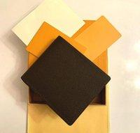 Yeni Yüksek Kalite Ekose Tarzı Erkek Cüzdan Kadın Cüzdan Tasarımcı Çanta Cüzdan Debriyaj Sikke Çanta Kart Paketi