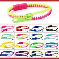 Bracelet de fermeture à glissière créative jouet pour enfants enfants adhd ADHD AUTISM Sensory jouets Stress Stress Reliever Focus Fidget Fidget Bracelets