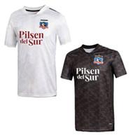 2021/22 Colo Colo Soccer Jerseys 2022 # 10 발렌시아 유니폼 Colo-Colo # 32 Arriagada Opazo 축구 셔츠