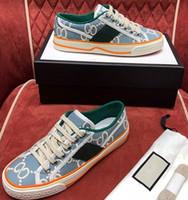 2021 غرام مصممين مصممي الأحذية تنس 1977 أحذية الرجل المرأة قماش أحذية مشهور مصممين حذاء رياضة فاخرة حذاء مسطح أحذية لولو طماق