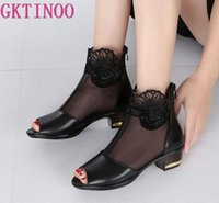 GKTINOO 2020 Yeni Hakiki Deri Moda Kadınlar Seksi Yüksek Topuk Sandalet Yaz Ayakkabı Kadın Büyük Boy 35 43 Erkek Sandalet Resif Sandalet ___ 'dan N2zg #