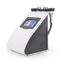 Personal Vacuum Cavitation System Slimming Machine 5 in 1 RF Skin Tightening Body Shaping Beauty Device Home Use