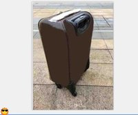 8989K111 2020 classic high quality 20 Inch Women durable Rolling Luggage Spinner brand Men business Travel Suitcase 99810