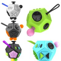 Fidget Magic Cube Decompression Dice Toys Anti Anxiety Holy ...