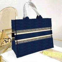 Yüksek kaliteli moda bayanlar çanta omuz çantası mektup desen rahat klasik paragraf alışveriş torbaları