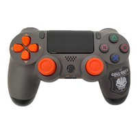 Wireless Gamepad For PS4 Bluetooth-compatibl Controller Dual Vibration Joystick For Sony Playstation 4 Console PC Windows 7 8 10