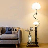 Nordic Modern Flower Lamp Lampada da terra Camera da letto Soggiorno Studio Studio Verticale Lampada Domestica Decorazione domestica Lampade per illuminazione per interni