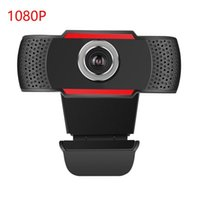 USB2.0 Mini Webcam 1080p 720P Full HD Web Camera Ingebouwde Microfoon Draaibare USB Plug USB Web cam pour ordinateur ordinateur portable ordinateur de bureau