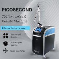 2021 Nouveaux cicatrices Pico Scars Machine de déménagement Laser Tatouage Supprimer Qswitch Nd Yag Lazer Picosecond Lazer Machine Pico Laser Beauté Matériel de beauté