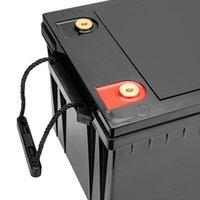 Wiederaufladbare Solarbatterie LifePO4 12V 200AH LI PO Batterie für Boot / RV / Mini eV mit BMS