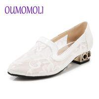 Dress Shoes Women Summer Lace Mesh Pointed Toe High Heel Evening Wedding Femal Zapatos De Mujer Q590