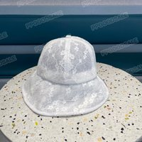 Japanese summer flower lace fisherman hat female hollow breathable face-covering sun-proof basin