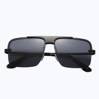 2021 Luxus Designer Mode Polarisierte Männer und Frauen Flieger Sonnenbrillen