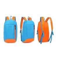 Backpack Light Weight Multifunction Waterproof Ultralight Men Women Casual Leisure Foldable Shoulder Bag Daily