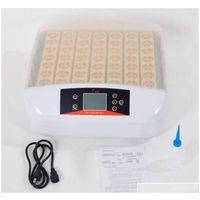 Großhandel Inkubatoren 56-Ei Praktisch Vollmatic Geflügel Inkubator mit Egg Candler Jllezc FFShop2001