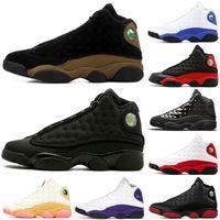 Moda 13s 13 Sapatos de Basquete Jumpman Melo Classe de 2003 Gray Toe Criado Altitude Ao Ar Livre Treinadores Sports Sneakers Tamanho 40-46
