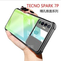 For Tecno Spark 7 P 7p 6 GO Air 2020 Pova G80 LD7 Vision 2 Soft TPU Edge Shockproof Protective Corners Phone Case Camshield Lite Protection