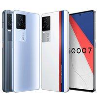 "Original vivo iqoo 7 5g Handy 12 GB RAM 256 GB ROM Snapdragon 888 48.0mp Android 6.62 ""120hz Bildschirm Fingerabdruck ID FACE Weak Handy"