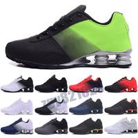 أحدث 2021 shox DELIVER 809 رجال ونساء شحن سريع بالجملة مشهور تسليم OZ NZ رجل أحذية رياضية رياضية المدربين أحذية رياضية غير رسمية في الهواء الطلق 36-46
