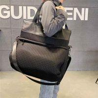 New Fashion Lady Shoulder Bag Luxury Design Nylon Black Tote Bag Large Capacity Removable Storage 2021 new arrival desinger