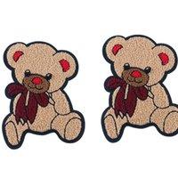 Toalha de urso Patch Bordel Badge Accessorie Tools pode ser personalizado