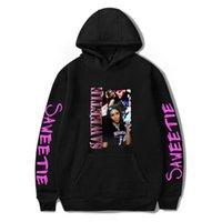 Women's Hoodies & Sweatshirts WAMNI 2021 Saweetie Hoodie Men Women Print Pullover Unisex Harajuku Tracksui