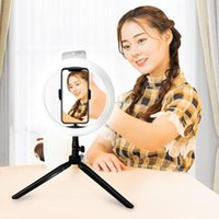 Flash Heads Selfie Ring Light With Tripod 26 Cm Ringlight Led Lamp Stand For Phone Po Shooting Makeup Youtube Right Ligth