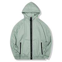 Sonnencreme Kleidung Wasserdichte Frühling und Sommer Dünne Jacke Mode Marke Mantel Outdoor Sun Proof Windjacke Topstoney Konng Gonng