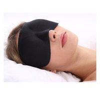 Viaje Black Eye Mask para dormir 1 Cores Seguro Não-Tóxico Macio Suave Shade Tampa Descanso Relaxe Dormindo Máscara de Olhos 3D B Qylnsd