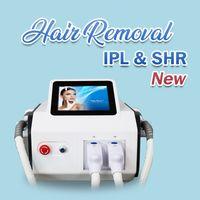 CE Limped IPL SR EULIGHT Máquina de beleza / IPL SHR Remoção de cabelos equipamentos de salão / rejuventation fotofacial IPL
