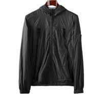 Topstoney 2020 konng vonng 봄과 가을 새로운 패션 브랜드 더블 얇은 재킷 까마귀 재료는 매우 부드럽습니다.